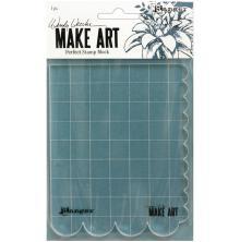 Wendy Vechhi Make Art Perfect Stamp Block