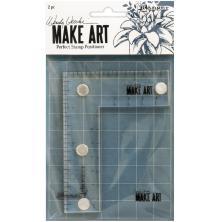 Wendy Vecchi Make Art Perfect Stamp Positioner Set