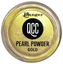 Ranger Quick Cure Clay Pearl Powder - Gold