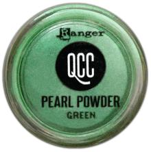 Ranger Quick Cure Clay Pearl Powder - Green