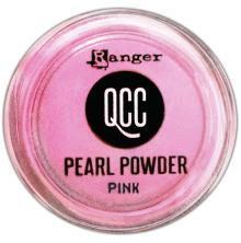 Ranger Quick Cure Clay Pearl Powder - Pink