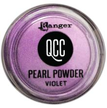 Ranger Quick Cure Clay Pearl Powder - Violet
