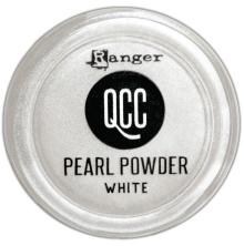 Ranger Quick Cure Clay Pearl Powder - White