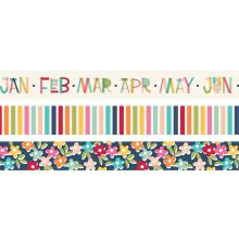 Simple Stories Washi Tape 3/Pkg - Best Year Ever