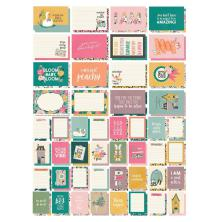 Simple Stories Snap Card Pack 72/Pkg - I Am