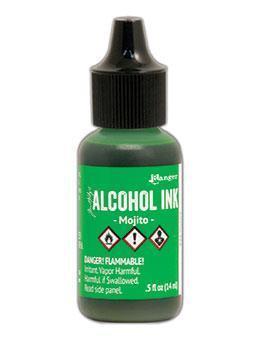 Tim Holtz Alcohol Ink 14ml - Mojito