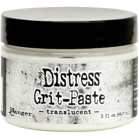 Tim Holtz Distress Grit Paste 88ml - Translucent