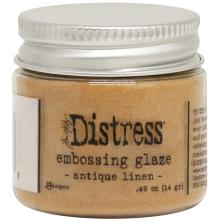 Tim Holtz Distress Embossing Glaze - Antique Linen
