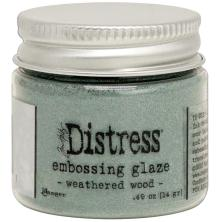 Tim Holtz Distress Embossing Glaze - Weathered Wood