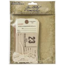 Tim Holtz Idea-Ology 25/Pkg - Salvaged Tags