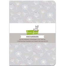 Lawn Fawn Mini Notebooks 3.5X5 2/Pkg - Dandy Day