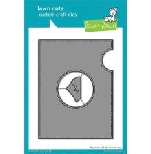 Lawn Fawn Custom Craft Die - Magic Iris Add-On