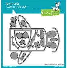 Lawn Fawn Custom Craft Die - Spring Critter Huggers