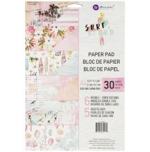 Prima Double-Sided Paper Pad A4 30/Pkg - Surfboard