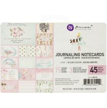 Prima Journaling Cards 4X6 45/Pkg - Surfboard