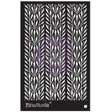 Prima Stencil 6X9 - Laurels