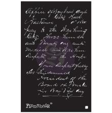 Prima Stencil 6X9 - Read My Letter