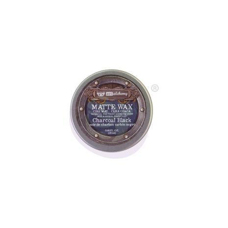Prima Finnabair Wax Paste 20ml - Charcoal Black