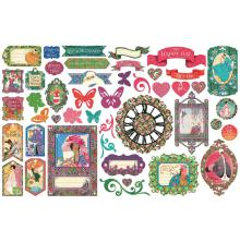Graphic 45 Cardstock Die-Cuts - Fashion Forward