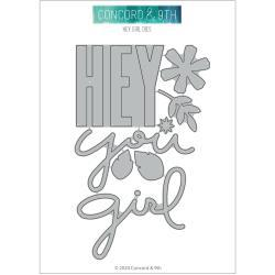 Concord & 9th Dies - Hey Girl
