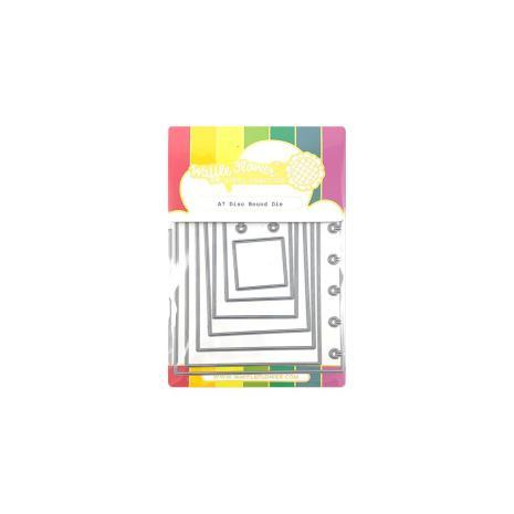 Waffle Flower Die - A7 Disc Bound