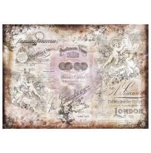 Prima Finnabair Tissue Paper - Romatica