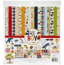 Echo Park Collection Kit 12X12 - All Boy