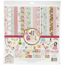 Echo Park Collection Kit 12X12 - All Girl