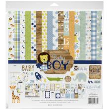 Echo Park Collection Kit 12X12 - Baby Boy