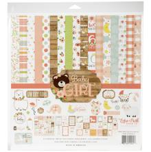 Echo Park Collection Kit 12X12 - Baby Girl