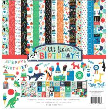 Echo Park Collection Kit 12X12 - It´s Your Birthday Boy
