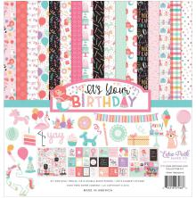 Echo Park Collection Kit 12X12 - It´s Your Birthday Girl