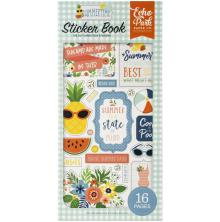 Echo Park Sticker Book - Summertime