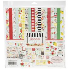 Carta Bella Collection Kit 12X12 - Summer Market