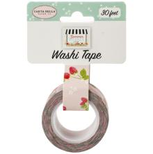 Carta Bella Summer Market Decorative Tape - Summer Berries