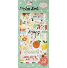 Carta Bella Sticker Book - Summer Market