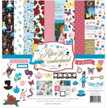 Echo Park Collection Kit 12X12 - Alice In Wonderland No. 2