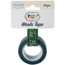 Carta Bella School Days Decorative Tape - ABC