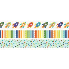 Simple Stories Washi Tape 3/Pkg - Birthday Blast