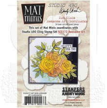 Wendy Vecchi Mat Minis - Awesome Art