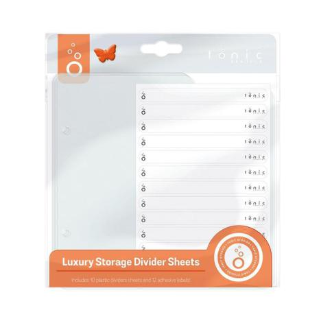 Tonic Studios Luxury Storage - Divider Sheets 2973E