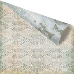 Prima Nature Garden Double-Sided Cardstock 12X12 - Candelas