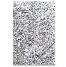 Sizzix 3-D Textured Impressions Embossing Folder - Leaf Vines