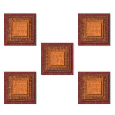 Tim Holtz Sizzix Thinlits Dies - Stacked Tiles 20-04