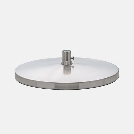 Daylight Slimline 3 Table Lamp Brushed Chrome ciliinpapers