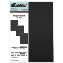 Craftwell eBosser / Cut n Boss Magnetic Shims 3/Pkg