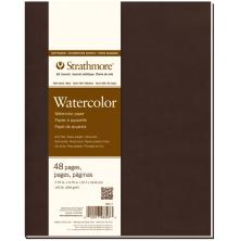 Strathmore Softcover Watercolor Journal 7.75X9.75