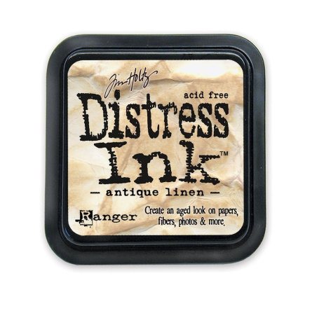 Tim Holtz Distress Ink Pad - Antique Linen