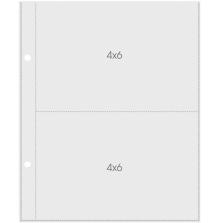 Simple Stories Pocket Pages 6X8 10/Pkg - 2003