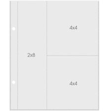 Simple Stories Pocket Pages 6X8 10/Pkg - 2006